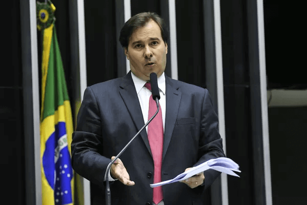 Rodrigo Maia - Democratas