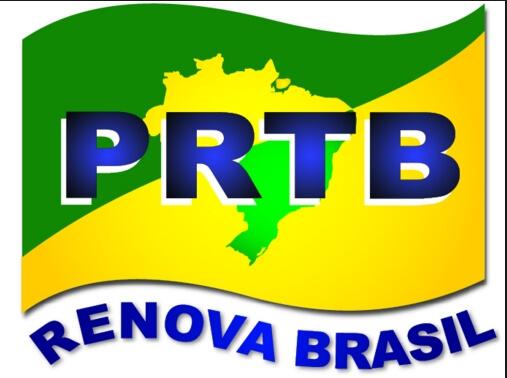 PRTB (Partido Renovador Trabalhista Brasileiro) - História, Ideologia e Lista de candidatos