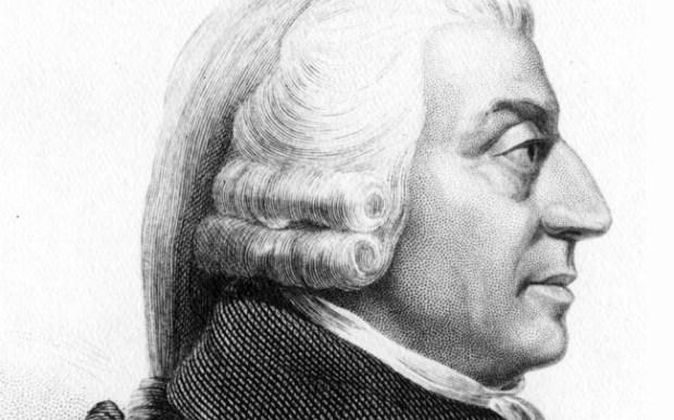 o que é ser liberal - Adam Smith