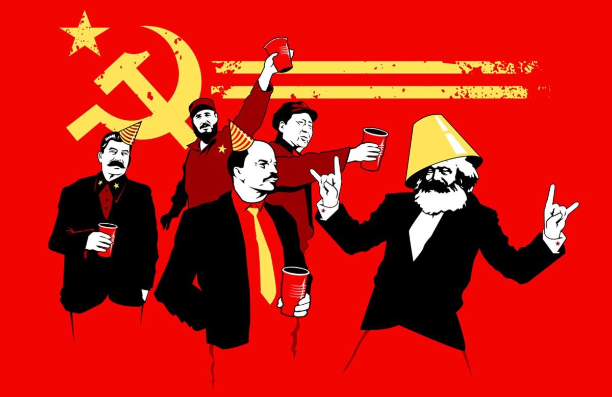 Socialismo pelo mundo